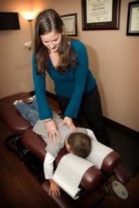 Dr Kim Adjusting Boy