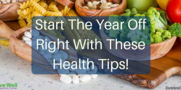 Eight Health Tips to Start Your Year Off Right
