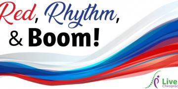 Red, Rhythm and Boom