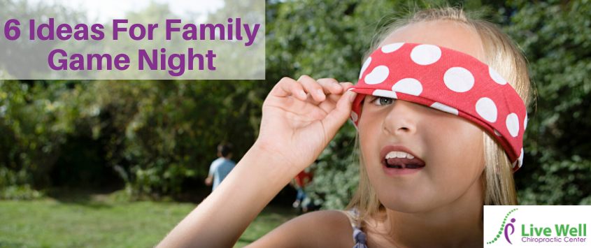6 Ideas For Family Game Night