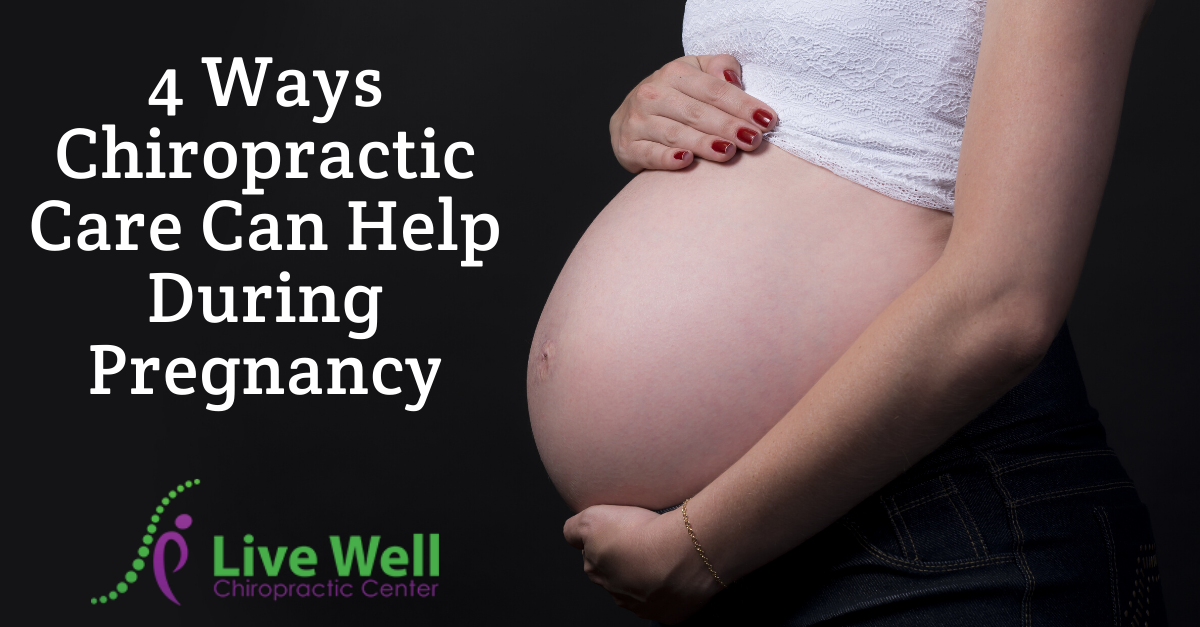 4 Ways Chiropractic Care Can Help During Pregnancy