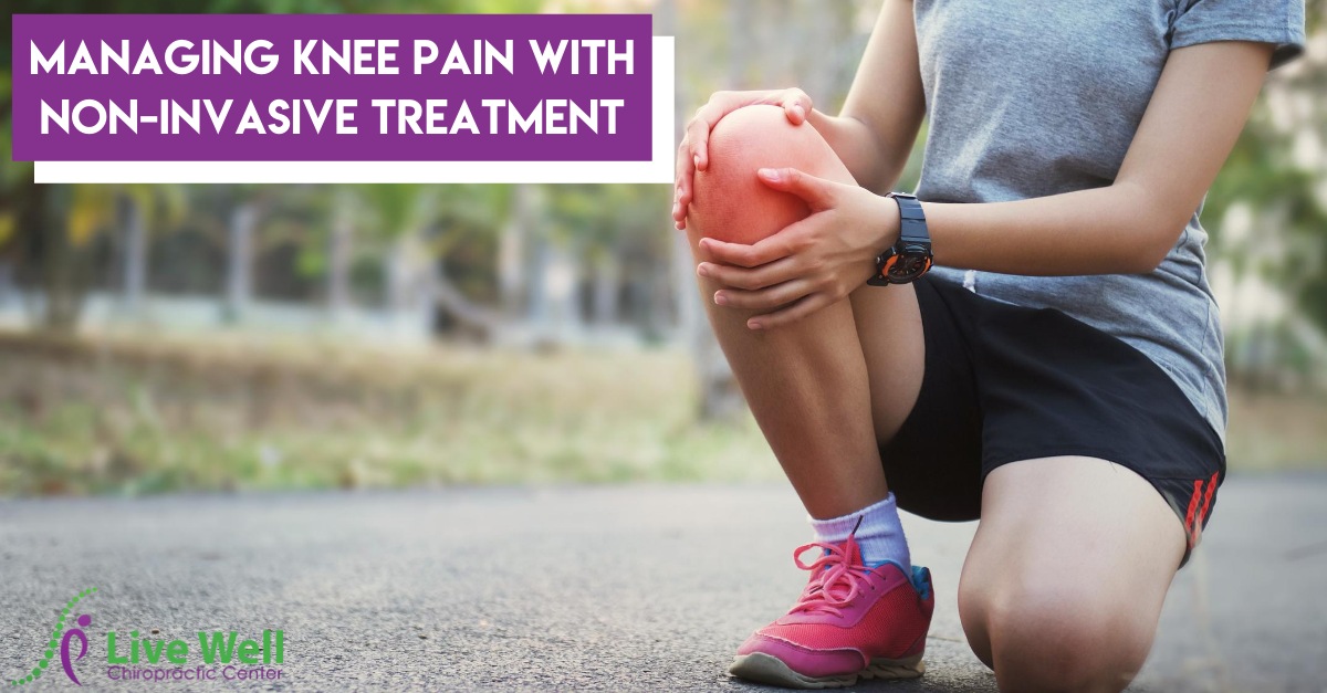 Managing Knee Pain With Non-Invasive Treatment